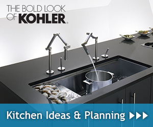 Kohler Kitchen Ideas & Planning