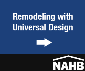 Remodeling with Universal Design